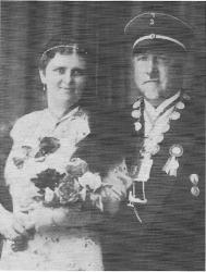Ewald I. (Heger) und Franziska II. (Muschert)