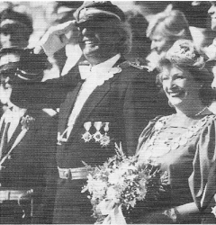 Theo I. (Wittstamm) und Doris I. (Schonebeck)