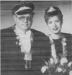 Ludwig I. (Stolte) und Ulla I. (Gerschermann)