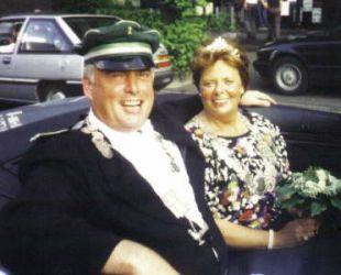 Peter II. (Schöner) und Sigrid I. (Hoffjahn)