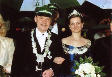 Dieter I. (Köster) und Christiane I. (Grolla)