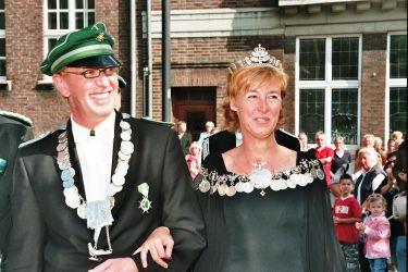 René I. (Kuhn) und Gertrud II. (Metzelder)